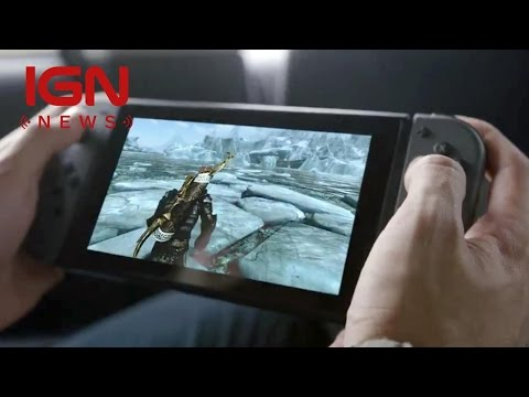Nintendo Patents May Reveal Unannounced Switch Features - IGN News
