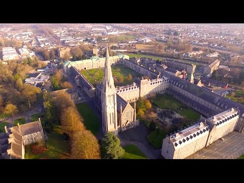 St. Patrick's College Maynooth  - by Drone (1080p)