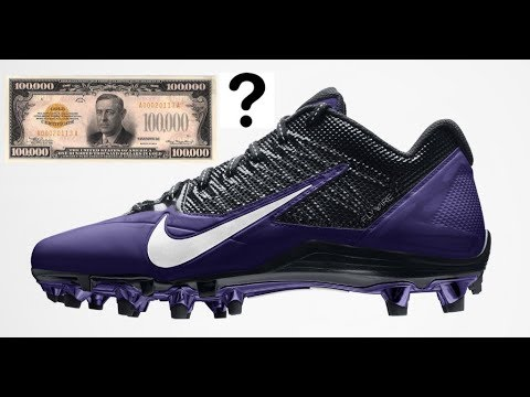 a76a71b6e37b TOP 15 MOST EXPENSIVE SOCCER CLEATS - YouTube
