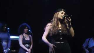 Never Say Goodbye [JoJo LIVE IN PORTLAND 06] HD Audio + Video