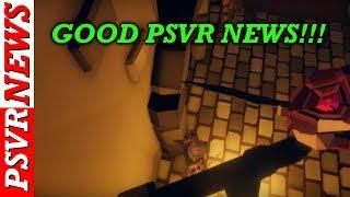 PSVR - Tons Of Brand New Amazing Games! Assassins Creed Like PSVR Game! PSVR News
