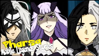 MOBILE LEGENDS STORIES PHARSA AND THE INVASION OF THE ABYSS WITCH MOBILE LEGENDS ANIMATED STORIES ML