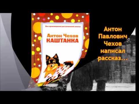 Изображение предпросмотра прочтения – ДашаКондратенко представляет буктрейлер кпроизведению «Каштанка» А.П.Чехова