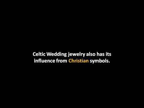 Celtic Wedding Jewelry Symbolizes Love