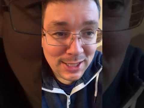 Андрей Чуев в прямом эфире 20.11.2019. Жизнь не заключается в том, чтобы искать ошибки других..