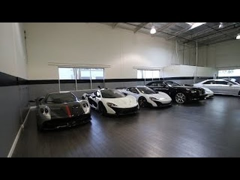 My Friends' Hypercar Collection
