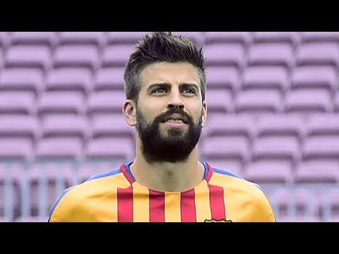 Gerard Pique says Catalan people are not against Spain