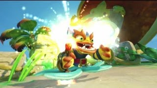 Skylanders Swap Force -  Hitting the Wall Trailer