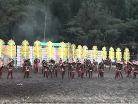 calagan festival Surigao del Sur Contingent ( HINATUAN, SURIGAO DeL SUR)