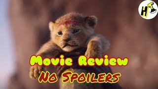 The Lion King(2019) | Movie Review | No Spoilers | Tamil Dubbed | Hollywood Tamizha