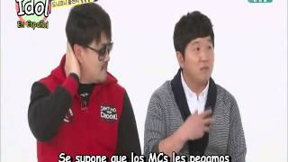[Sub Español] 150429 Weekly Idol FT ISLAND