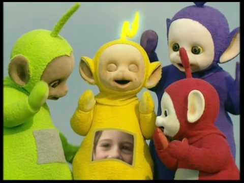 Teletubbies - Dad's Lorry (S01E08)