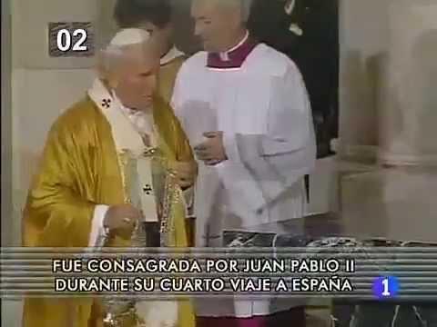 La tele de tu vida: Consagración de la catedral de la Almudena (1993)