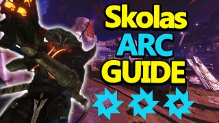 Destiny: Prison of Elders Skolas Arc Burn Guide!!
