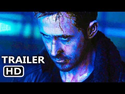 BLADE RUNNER 2049 Trailer # 2 TEASER (2017) Ryan Gosling, Harrison Ford Movie HD streaming vf