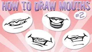 Download lagu How To Draw Mouths for Caricatures and Cartoons