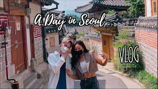 Touring Seoul With Edward Avila/ Korean Neighborhoods/Ikseon-dong, Hongdae, Bukchon/Cafe+ More