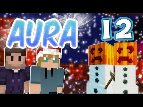 [#12] Endlich Schnee | Minecraft AURA