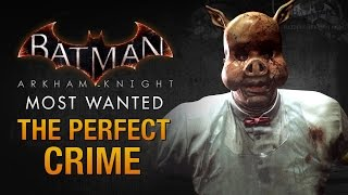 Batman, Gotham most wanted(Professor Pyg)