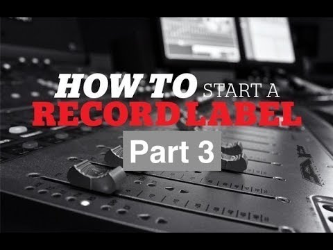 How To Start A UK Record Label (part 3) Best Free Websites For Business