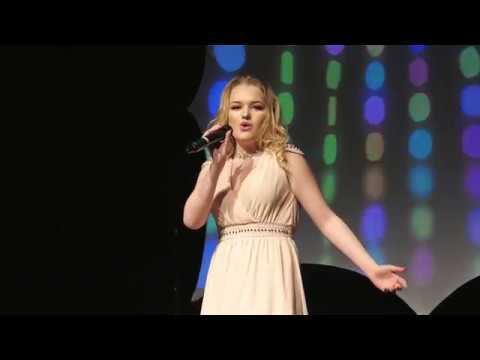 SUPERSTAR – JAMELIA performed by BETH HOPKINS at TeenStar Talent Competition