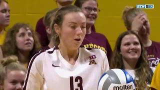 #25: Penn State vs. Minnesota   Top 25 B1G Volleyball Games of 2018