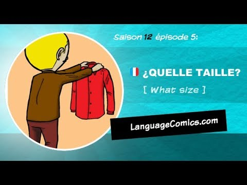 French At the store ~ s12e5
