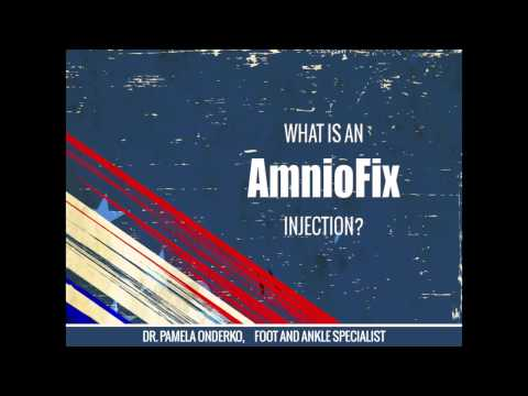 Amnio Fix Injections to Relieve Pain