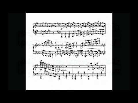 Lugansky plays Prokofiev Ten pieces from Romeo and Juliet Op 75 (6/10)