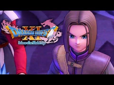 Dragon Quest XI - 'The Legend of Luminar' Official Trailer | E3 2018