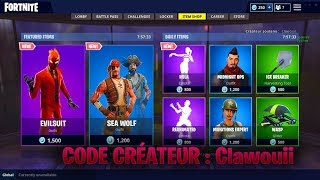 BOUTIQUE FORTNITE DU 4 AVRIL 2019 - FORTNITE ITEM SHOP APRIL 4 2019 - PARTI PERSO