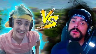 Ninja VS CDNThe3rd EPIC RAP BATTLE!! | Fortnite Highlights & Funny Moments #23
