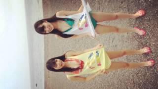 20140110 NMB48 白間美瑠,吉田朱里:あかみる♡Part2!!笑 るんるんるん♡♡ 渡辺るんるんるん 検索動画 4