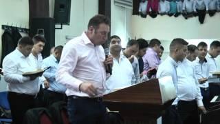Gabi Zagrean la Ramnicelu ziua indragostitilor de Dumnezeu