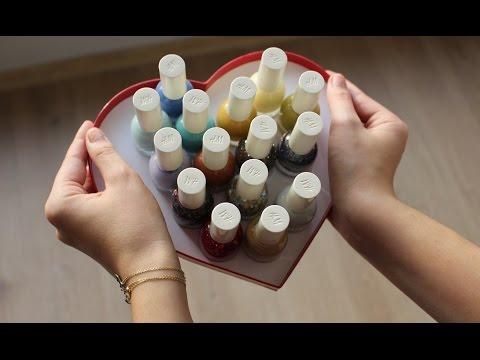 H&M Ojelerim   Yorumlarım & Renklerin Gösterimi