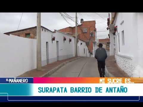 MI SUCRE ES: SURAPATA BARRIO DE ANTAÑO