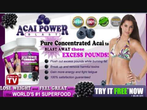 Acai Berry - America's #1 Superfood ,Feel Better Quicker ,Look Better Quick !