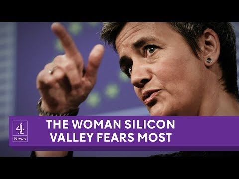 The Woman Silicon Valley Fears Most