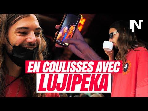 Youtube: On a suivi Lujipeka pendant 2 jours sur son«Summer Tour»