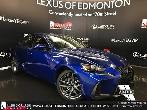 lexus 2017 is300 awd