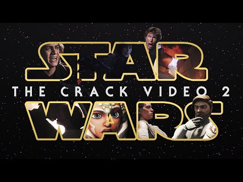 Star Wars I-VII + TCW; crack!vid 2