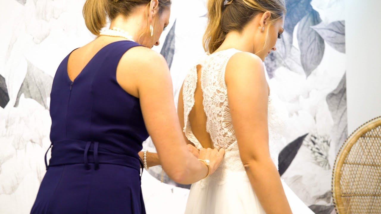 Maddie & Josh Wedding - Getting Ready