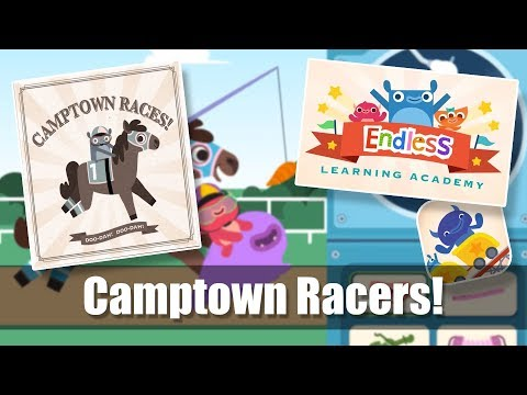 #4 | Camptown Racers! | Endless Learning Academy | Endless Music Activity for iPad