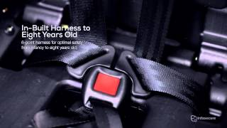 Infa Secure Evolve G Type Car Seat The Evolution of Safety Baby Mode Australia