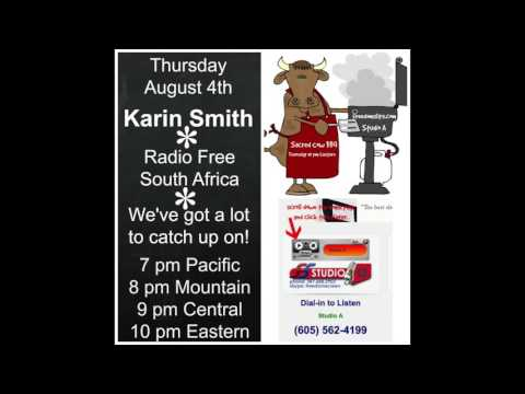 8.4.16 Sacred Cow BBQ Karin Smith South Africa Update
