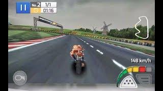 Course Réelle de Moto 3D Android Gameplay #1 screenshot 5