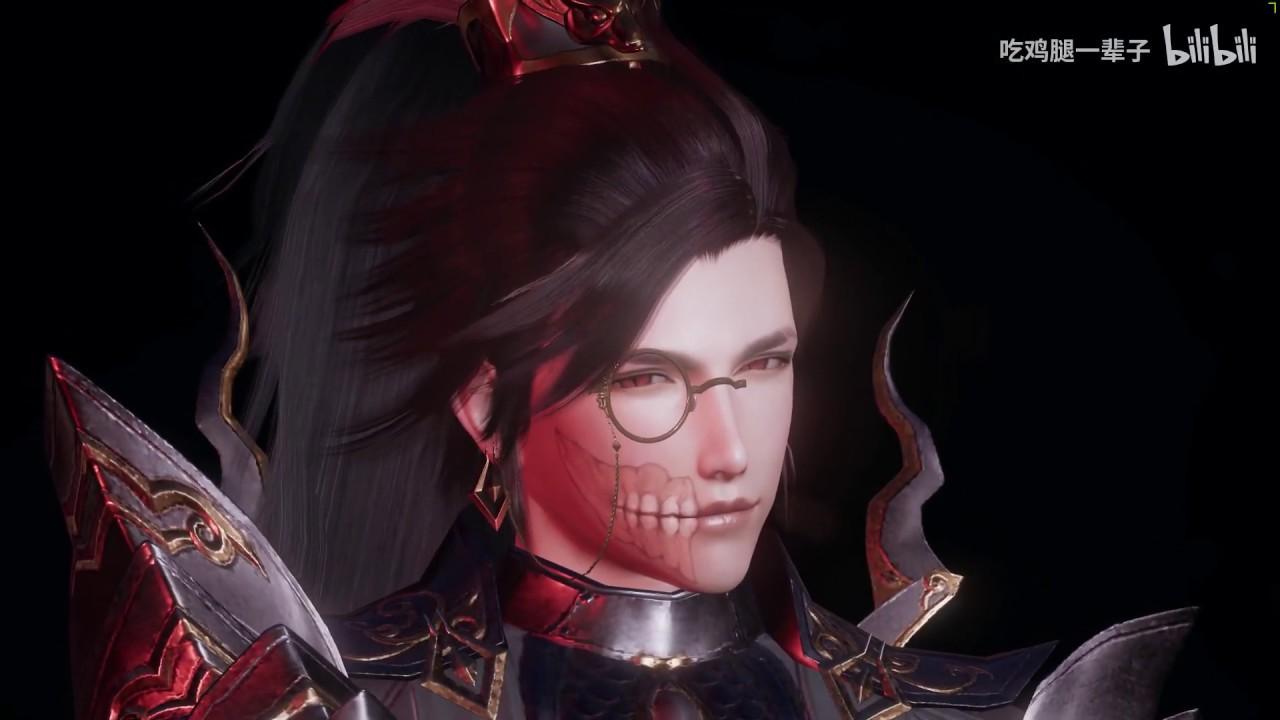【JX3BL】燕某人。He gotta new glasses 新しいメガネです