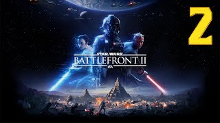 Star Wars: Battlefront II #2 - Multiplayer - Na żywo
