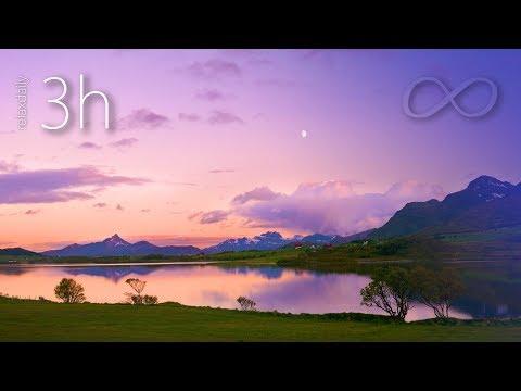 Calm Music - peaceful piano music, focus, meditation, sleep music [N°140 - 3h]