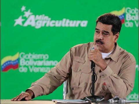 Maduro: Se devolverán a campesinos tierras entregadas por Chávez pero que les fueron quitadas